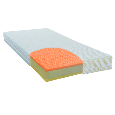 Matrac  FINES ANTIBACTERIAL hard-soft 20cm (ANTIBACTERIAL)